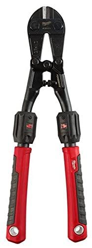 Milwaukee 932464851 Extendable Bolt Cutters 609-762mm, Red