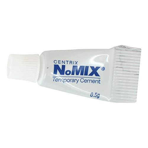 NOMIX provisorischer Zahnzement f.Kronen+Brücken 0.5 g