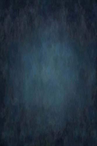 Azul Claro Gradiente Color sólido Superficie de la Pared Fantasía Bebé Patrón Fotografía Fondo Fotografía Telón de Fondo Estudio fotográfico A30 10x7ft / 3x2.2m