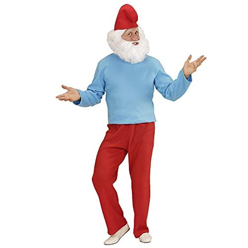 Widmann 02372 ? Adulte Costume Grand Nain, Casaque, pantalon et chapeau