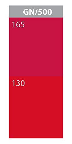 Copridivano Genius Natural 3 posti consigliato per sedute da 170a195cm (GN500 Bordeaux-Rosso)