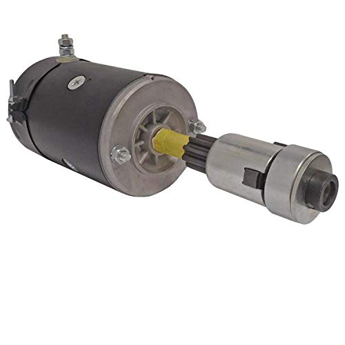 New 12 Volt Starter For Ford 8N Ford 9N Ford 2N Tractors with Drive Bendix...