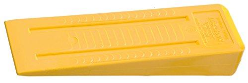 Ochsenkopf Kunststoff-Fällkeil, Schlagfest und Kältebeständig, KWF-Profi Qualität, Hubhöhe 40 mm, Labrador