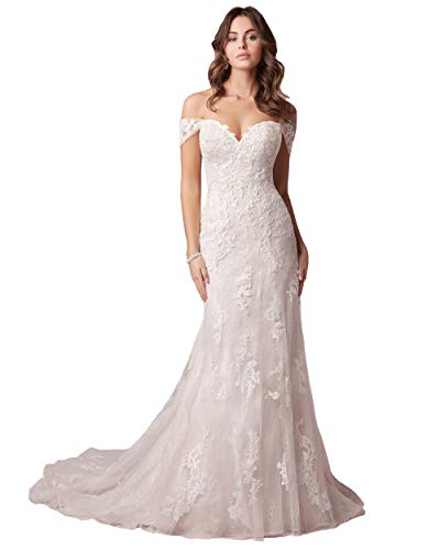 How to Dance in Off the Shoulder Wedding Dress