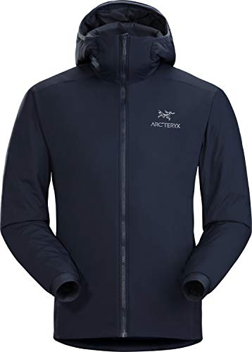Arc'teryx Atom LT Hoody Men's | Versatile And Lightweight Synthetic Insulated Hoody - Redesign | Kingfisher, X-Large