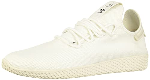 Adidas Men's Shoes Pharrel Williams Tennis Hu White Size 10