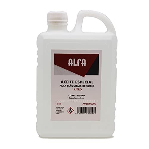 Alfa Hogar FRASCO ACEITE, 1 litro