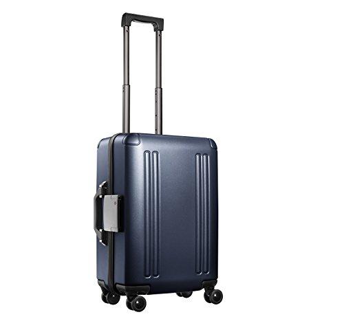 Zero Halliburton Zro-22 Domestic Carry-on 4-Wheel Spinner Travel Case, Gun Metal, One Size