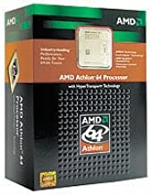 Processor - 1 x AMD Athlon 64 3000+ / 2 GHz - Socket 754 - L2 512 KB - OEM