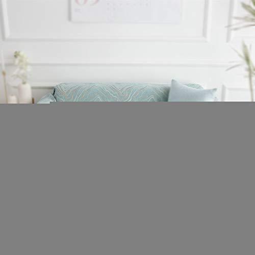 JRAVELR Fundas De Sofá Fundas De Sofá De Chenilla Chaise Lounge Funda De Sofá para Mascotas Fundas De Perro Protector De Modificación De Encaje Green 180x180cm