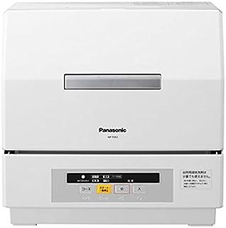 Panasonic 食器洗い乾燥機 プチ食洗 エコナビ ホワイト NP-TCR2-W