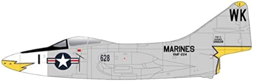 Falcon Models 1 72 F9F-5 U.S.MARINES VMF-224 (japan import)