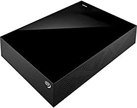 Seagate Desktop 8TB External Hard Drive HDD – USB 3.0 For PC Laptop And Mac, 1-year Rescue Service (STGY8000400)