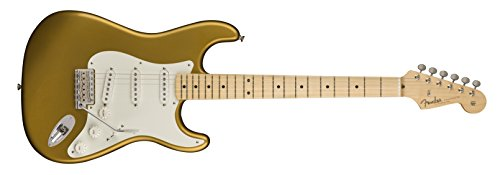 Fender American Original '50s Stratocaster Electric Guitar Aztec Gold