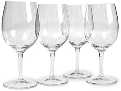 Luigi Bormioli Lucia 12-1/2-ounce Wine, Set of 4