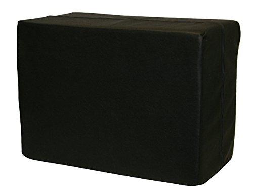IWH Bandscheiben/Stufenlagerungs-würfel, schwarz, 086700