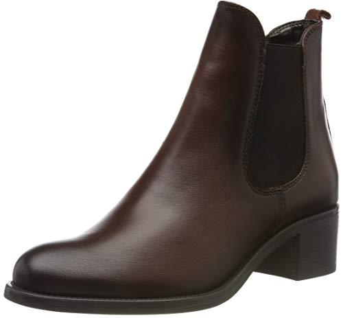 Tamaris Damen 1-1-25040-23 Chelsea Boots, Braun (Cafe 361), 39 EU