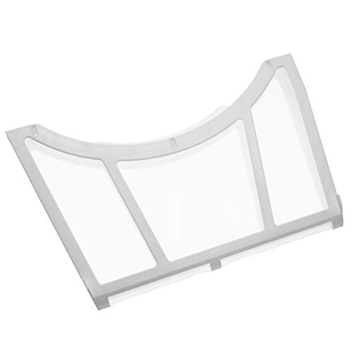 vhbw Filtro de pelusa reemplaza White Knight 421309218351 para secadora
