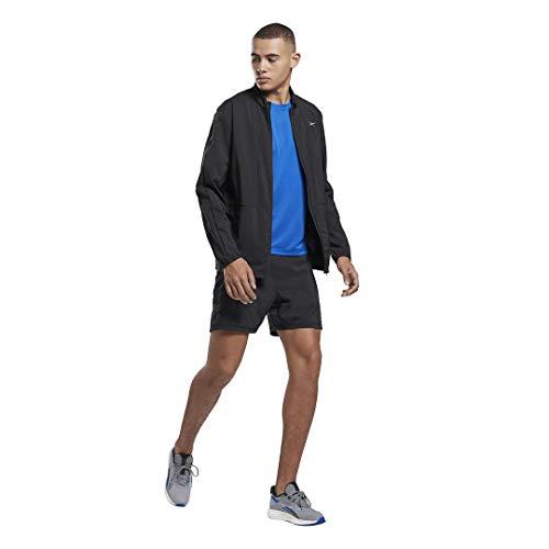 Reebok Running Essentials 5 Inch Short, Black, Medium