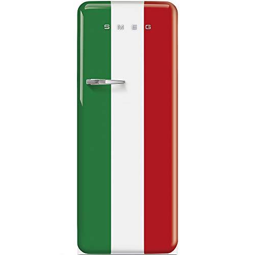 SMEG FAB28RDIT3 - Frigorifero Monoporta con Congelatore SMEG Estetica Anni '50 Ventilato 270 Lt Italia Apertura a destra Classe A+++