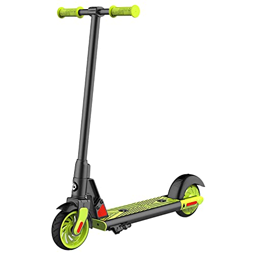 Gotrax GKS Kids Electric Scooter With Kick-Start Boost and Gravity Sensor