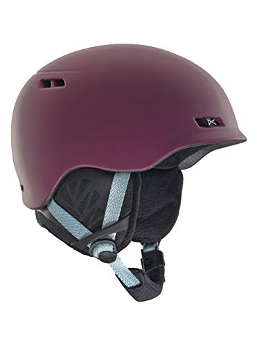Anon Damen Griffon Snowboardhelm, Purple, L