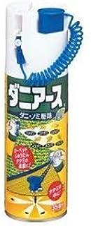【5本セット】アース製薬 ダニアース 300ml ダニ・ノミ退治用 新品