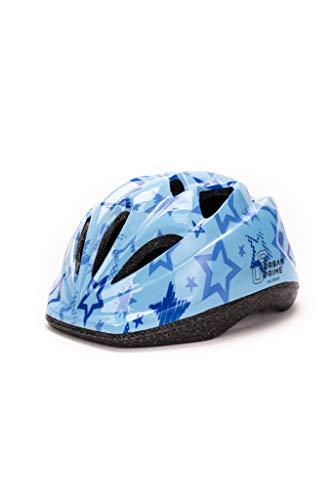Urban Prime Kids Helmet Kids Helmet, Blue, One Size