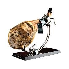 Iberico Ham, Leg, Cured for 24 Months, Between 20-25 Servings, 10-12 lbs,  Fermin