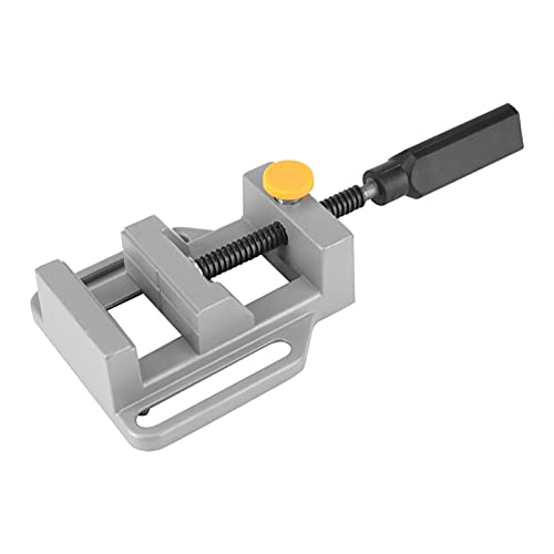 EVTSCAN Right Angle Clamp, Aluminium Alloy Quick Release Flat Table Clamp Engraving Bench Tool