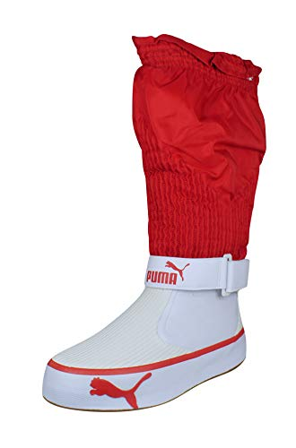 PUMA Alee Gore-Tex Mens Performance Segeln stiefel-Red-39