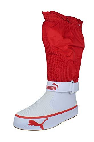 PUMA Alee Gore-Tex Mens Performance Segeln stiefel-Red-38