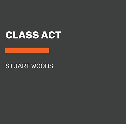 Class Act (A Stone Barrington Novel)