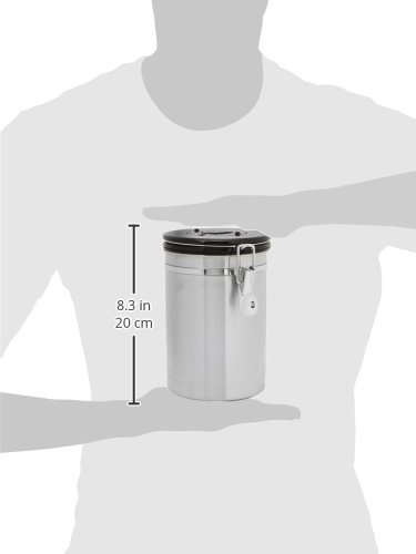 Friis 75051 16oz Stainless Steel Coffee Vault Canister