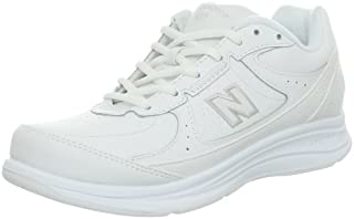 New Balance Womens Ww577bk Low Top Lace Up Walking Shoes