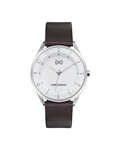 Reloj Piel Marron Mark Maddox Hombre.HC7112-05