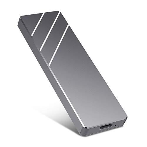 Hard Disk 2tb Esterno Portatile USB 3.1 Hard Disk Esterno per PC, Mac, MacBook, Chromebook, Desktop, Laptop