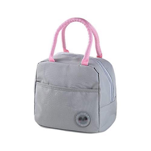 Z-Cooler Box Student Bento Bag, draagbare multifunctionele kleur lunchtas verdikt camping waterdichte duurzame geïsoleerde tas