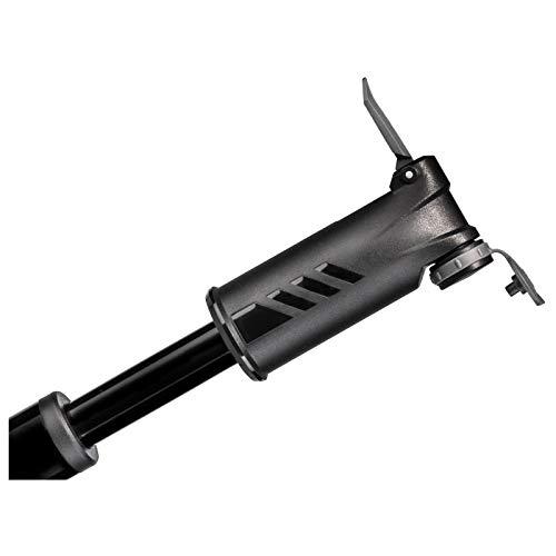 Topeak Unisex's Mountain TT Twin Turbo Pump, Black, One size