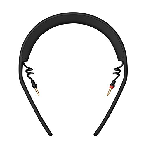 AIAIAIAI H06 - Fascia Bluetooth Bluetooth per la serie modulare AIAIAI TMA-2 (Bluetooth 4.2, portata 10 metri, USB-C, 20 ore di funzionamento, tasti multi-funzionali) nero