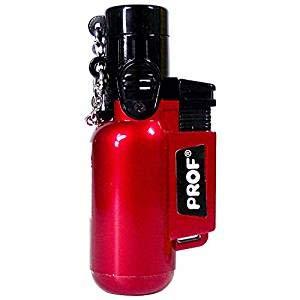 Unbekannt Jet Lighter - das Ultrakompakte Gasbrenner Feuerzeug hält jedem Sturm stand! Diverse Farben; Wiederaufladbar! Torch Lighter 1x