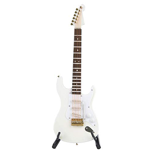 KEYREN Modelo De Guitarra Eléctrica, Colección Delicada De Mini Ador