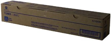 Genuine Purchase KONICA MINOLTA TN319C TONER-CYAN-26K C360 BIZHUB Safety and trust A11G430