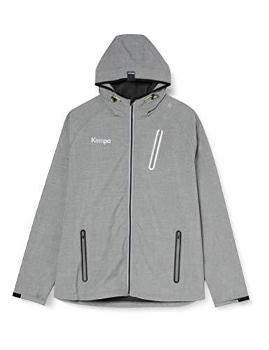 Kempa Herren CORE 2.0 Softshell Jacke, Dark Grau Melange, M