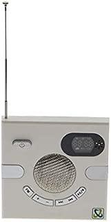 Modern Multifunction Radio Wall Speaker -White, Y021