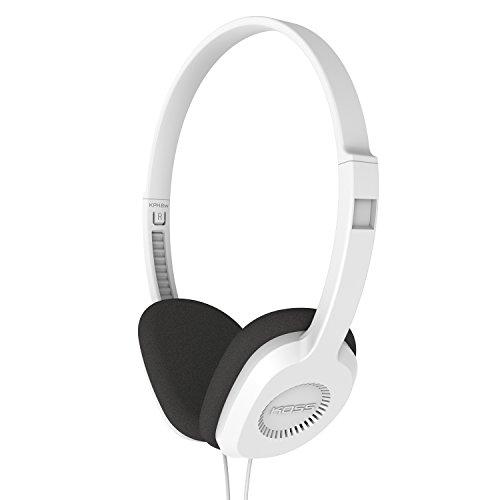 Koss KPH8 On-Ear Stereo Headphones for (3.5 mm Jack) iMac/Laptop/DJ/MP3...