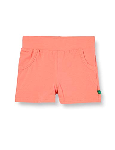 Fred'S World By Green Cotton Alfa Shorts, Orange (Coral 016164001), 92 Bébé Fille