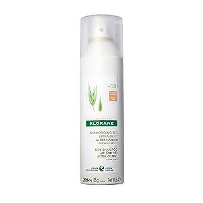 Klorane Dry Shampoo Ultra-Gentle Dark Hair, 5.4 oz