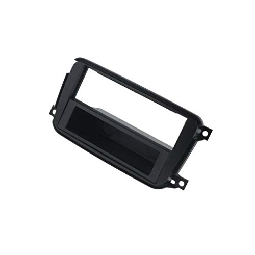 MA78005 Radio mounting frame Smart 2 DIN black PER.PIC.