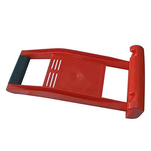 FLAMEER Plattenträger Plattenträger Plattenheber für Holzplatten/Fenster/Gipskarton/Fermacell usw.